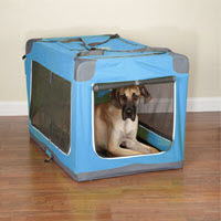 Soft Sided Dog Crates