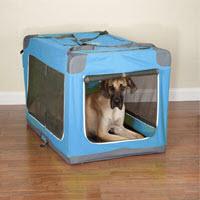 Soft Sided Dog Crates