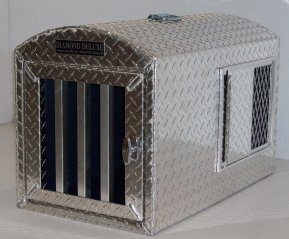 Aluminum Dog Crates
