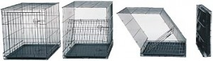 Folding Dog Crates