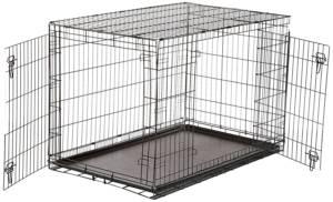 """AmazonBasic Dog Crate 48"""""""